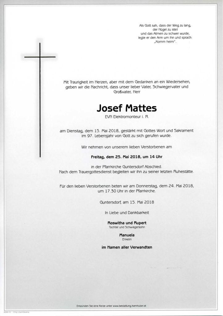 thumbnail of Parte_Josef_Mattes