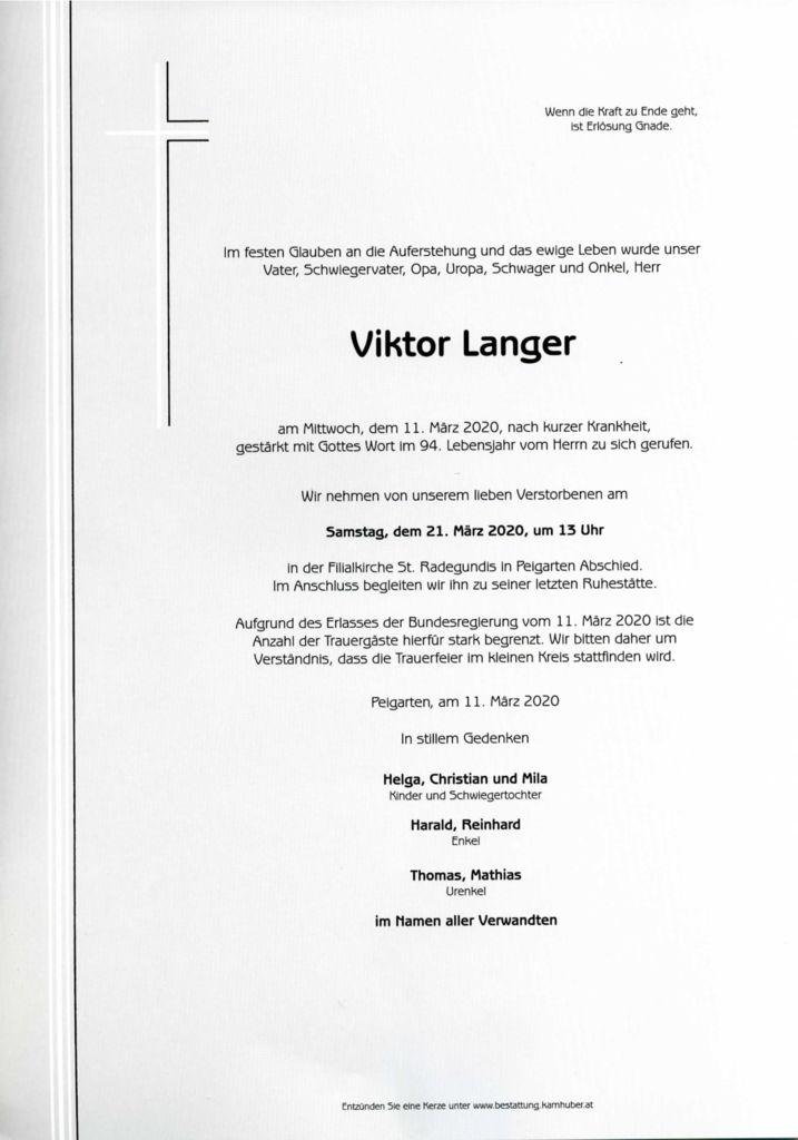 thumbnail of Partre Viktor Langer