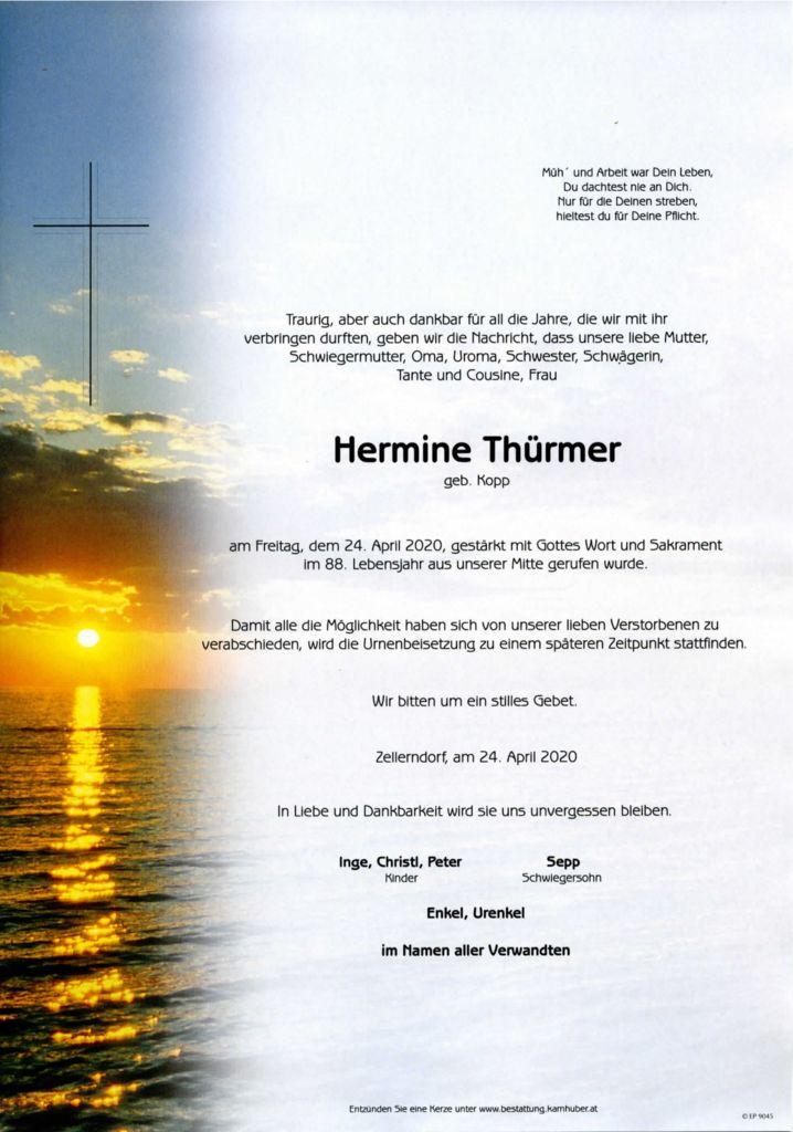 thumbnail of Parte Hermine Thürmer