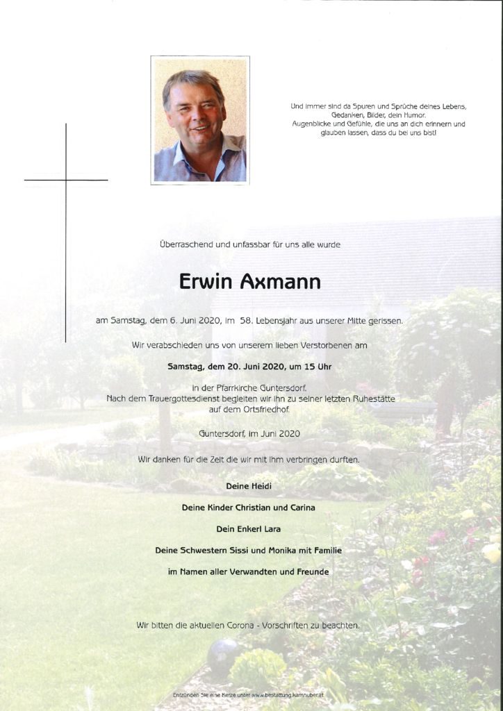 thumbnail of Parte Erwin Axmann