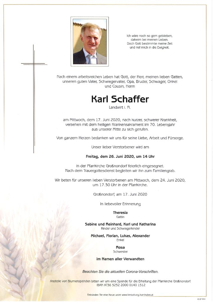 thumbnail of Parte Schaffer Karl
