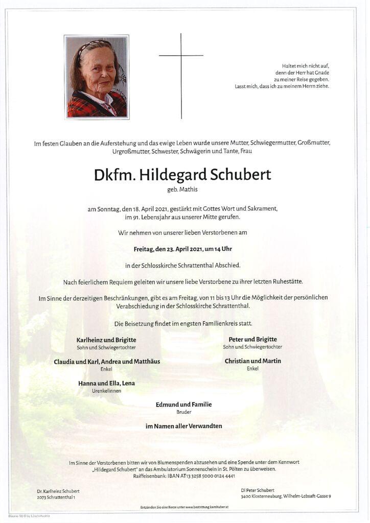 th bnail of Parte Dkfm. Hildegard Schubert
