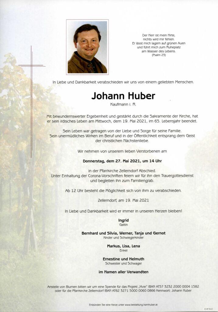 th bnail of Parte Johann Huber