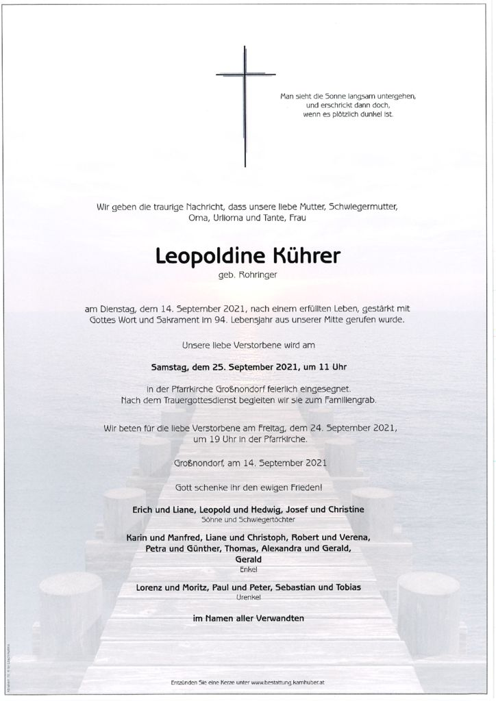 th bnail of Parte Leopoldine Kührer